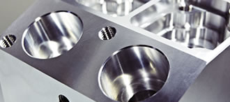 Machining capabilities